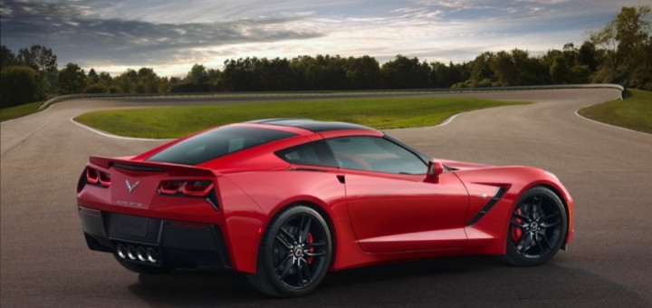 2014 Chevrolet Corvette Stingray C7 47