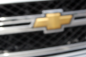 Chevrolet logo on Silverado HD
