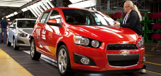 Lake Orion Assembly Plant Chevy Sonic